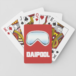 Daipool Logo Playing Cards