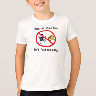 Dairy allergy shirt