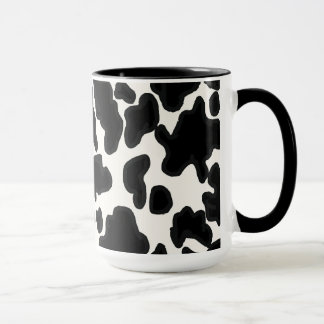 Dairy Cow Coffee Mug