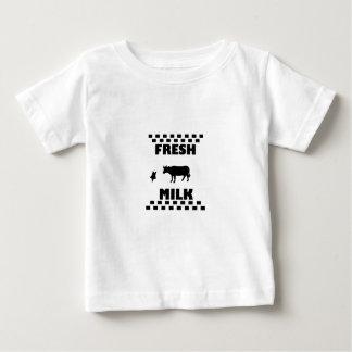 Dairy fresh cow milk baby T-Shirt