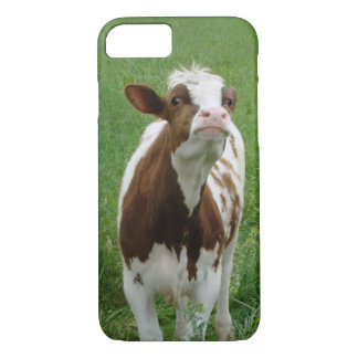 Dairy Milk Cow on the Farm iPhone 8/7 Case