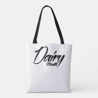 Dairy Month Tote Bag