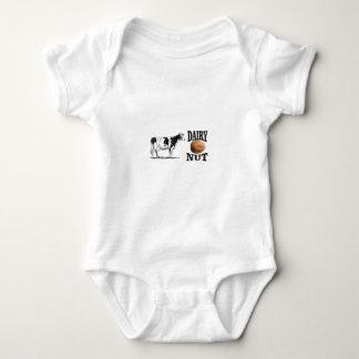 dairy nut baby bodysuit