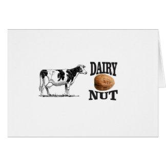 dairy nut card