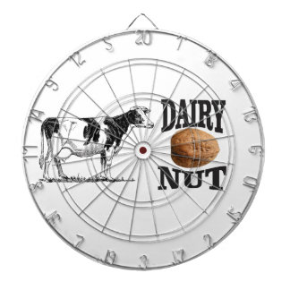 dairy nut dartboard