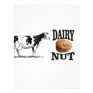 dairy nut letterhead