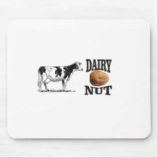 dairy nut mouse pad