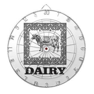 Dairy prize dartboard