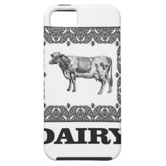 Dairy prize iPhone 5 cover