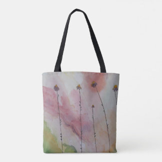 Daisies in a Magic Sky Tote Bag