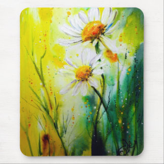 Daisies in the Summer Mouse Pad