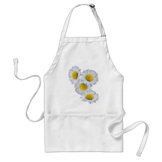 Daisies in Yellow Standard Apron