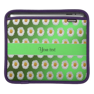 Daisies iPad Sleeves