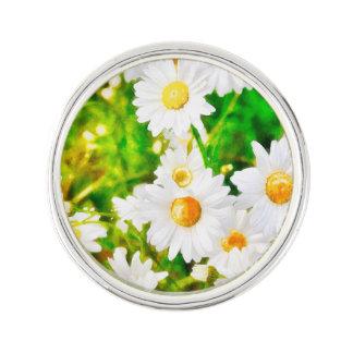 Daisies Lapel Pin