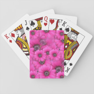 Daisies Playing Cards