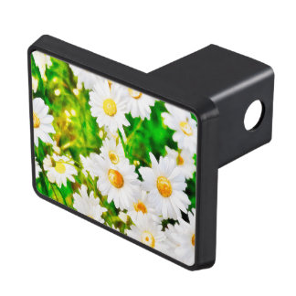 Daisies Trailer Hitch Cover