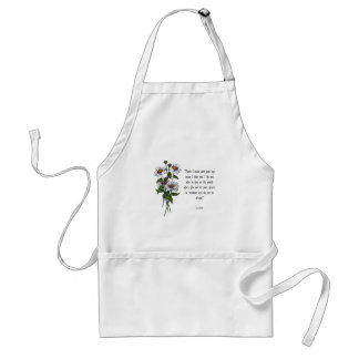 Daisies With Bible Verse: God's Peace Aprons