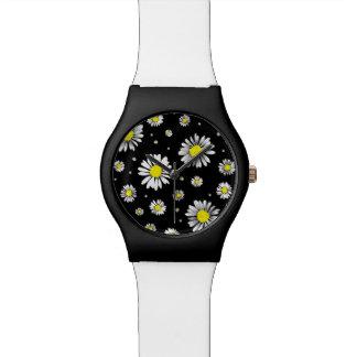 Daisies Wrist Watch