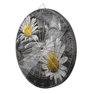 Daisy And Tulle Dartboard