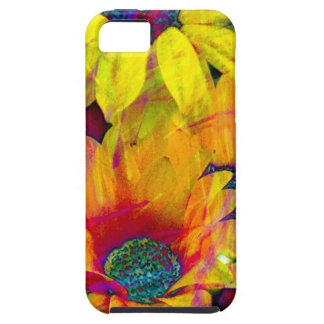 Daisy Art - Vibrant iPhone 5 Cover