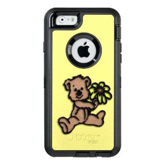Daisy Bear Design OtterBox Defender iPhone Case