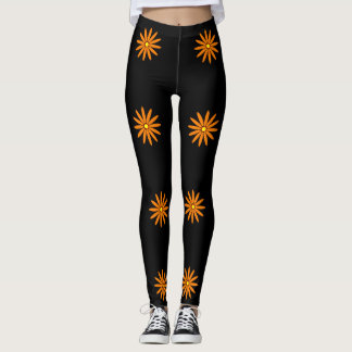 Daisy Beauty Leggings