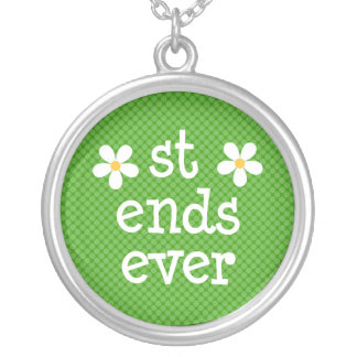 Daisy Best Friends Forever Necklace (st ends ever)