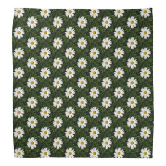 Daisy Bloom seamless pattern + your ideas Bandana