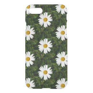 Daisy Bloom seamless pattern + your ideas iPhone 7 Case