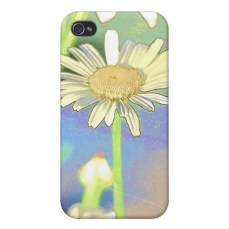Daisy Blooms iPhone 4/4S Covers