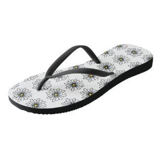 Daisy-blu Flip Flops