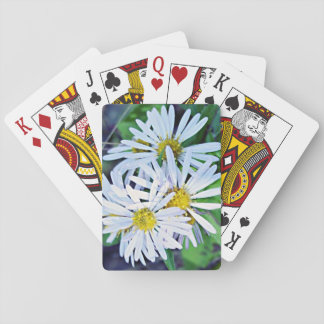 Daisy Bouquet Playing Cards