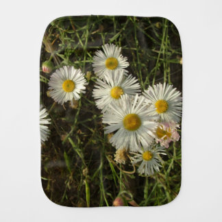 Daisy Burp Cloth
