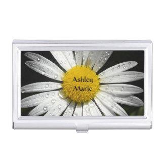 Daisy Business Card Holder