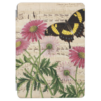 Daisy Butterfly Music iPad Air Cover