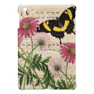 daisy Butterfly Music iPad Mini Cover