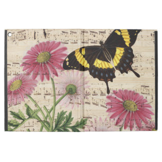 "Daisy Butterfly Music iPad Pro 12.9"" Case"