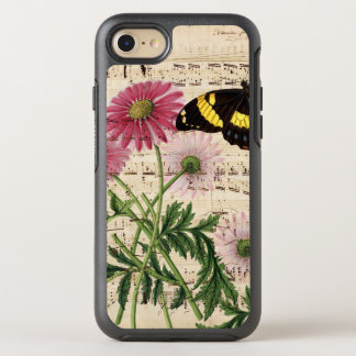 Daisy Butterfly Music OtterBox Symmetry iPhone 8/7 Case