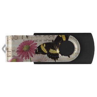 Daisy Butterfly Music USB Flash Drive
