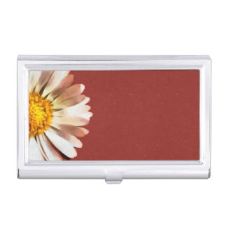 Daisy Case For Business Cards