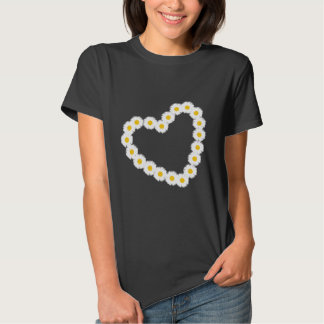 Daisy Chain Print T-Shirt
