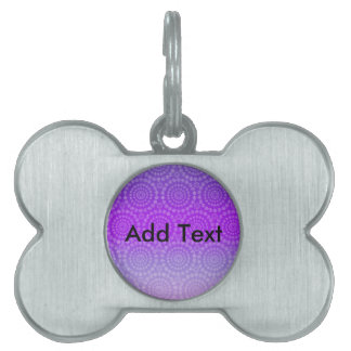 Daisy Chains Pet ID Tags