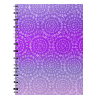 Daisy Chains Spiral Note Book