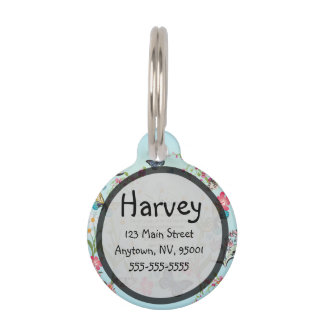 Daisy, Daisy, Give Me the Answer Do.... Pet Nametag