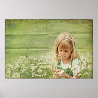 Daisy Daydreams Poster