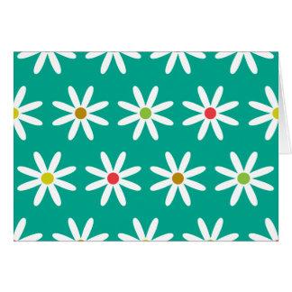 Daisy Dots Card