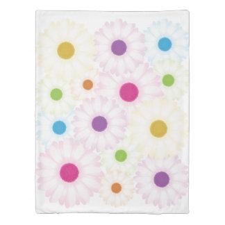 Daisy Dots Duvet Cover