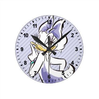 Daisy Duck | Sweet Like Sugar Wall Clocks