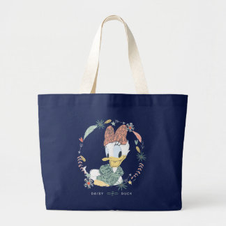 Daisy Duck | You Make Me Wander Large Tote Bag