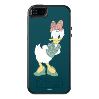 Daisy Duck | You Make Me Wander OtterBox iPhone 5/5s/SE Case